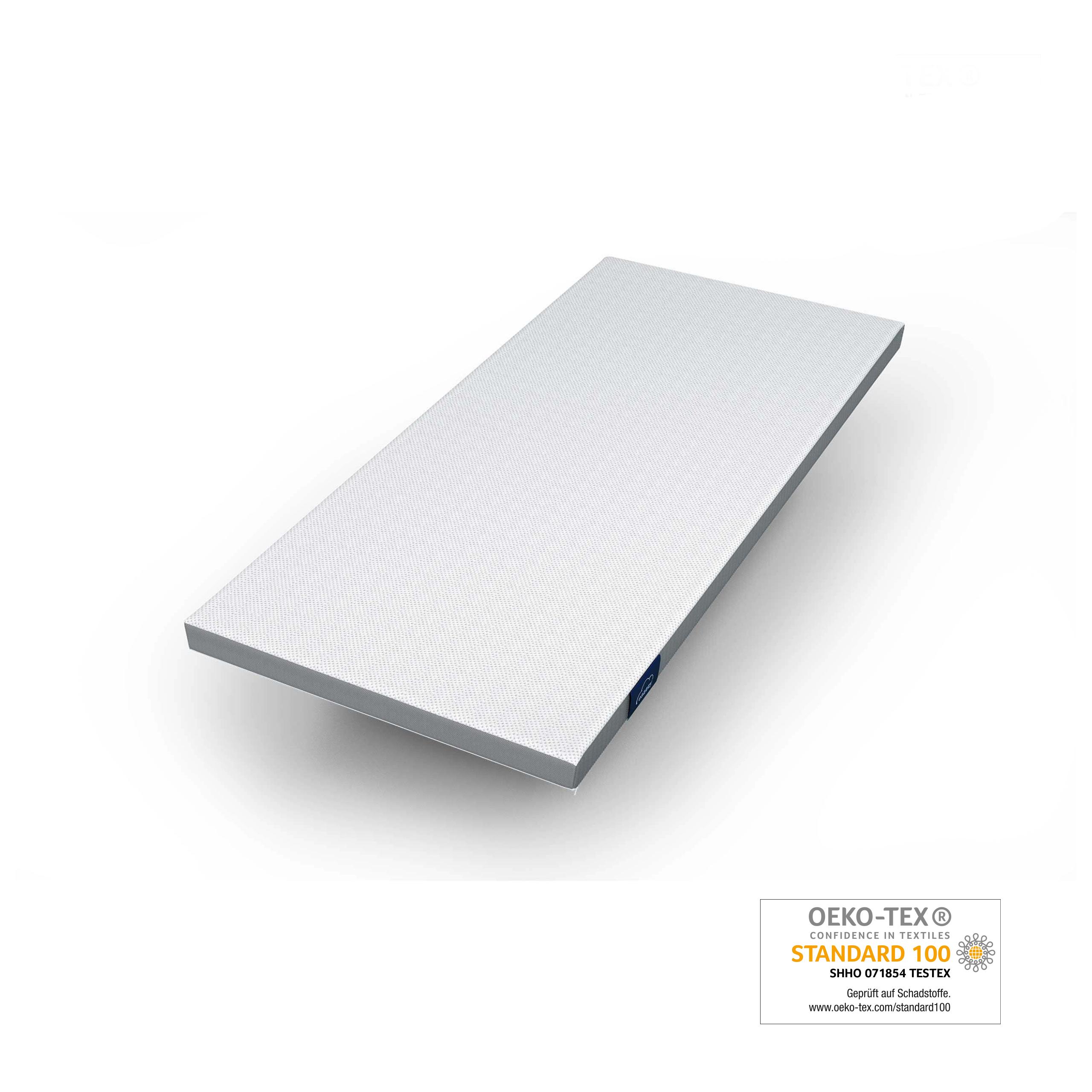 Genius eazzzy | Matratzentopper 90 x 200 x 7 cm A19204