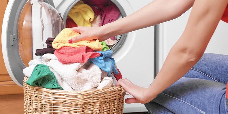 Wäsche Stinkt Nach Dem Waschen Nach Kotze