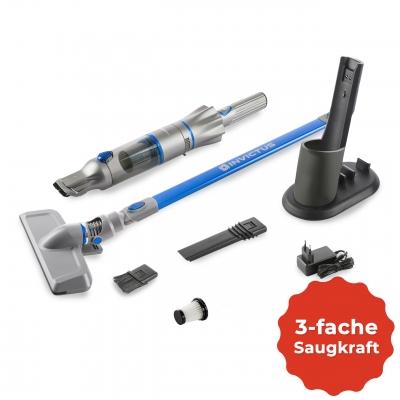 Invictus One 2.0 | Hand- und Bodenstaubsauger | Set 12-tlg.