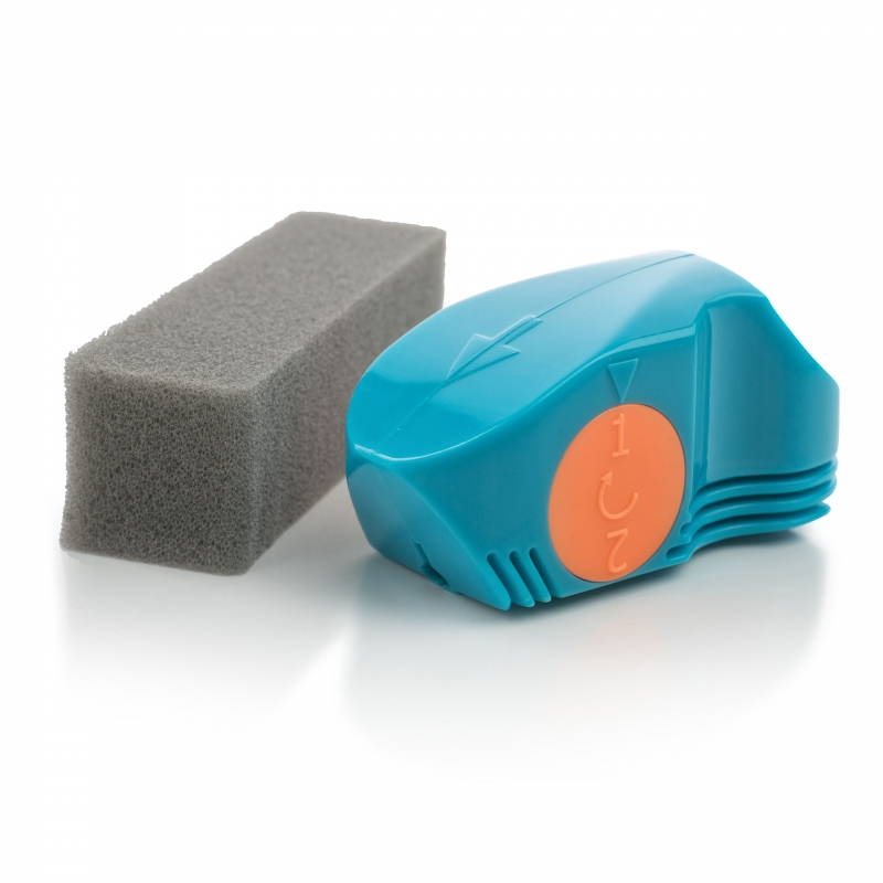 CleanCut   Scheibenwischer-Schneider und Schwämmchen