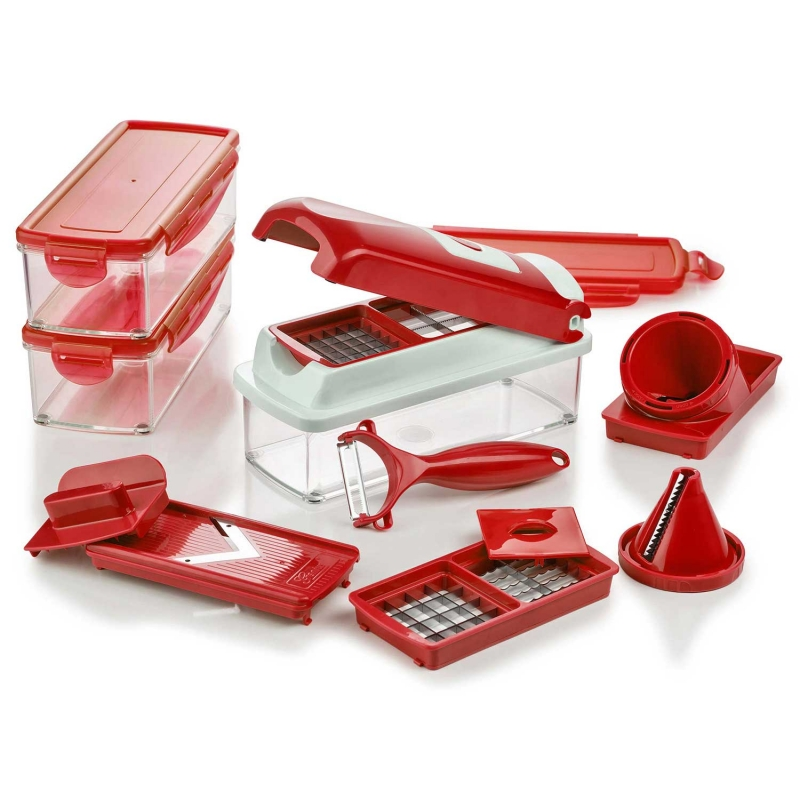 Nicer Dicer Smart, Set 16tlg.