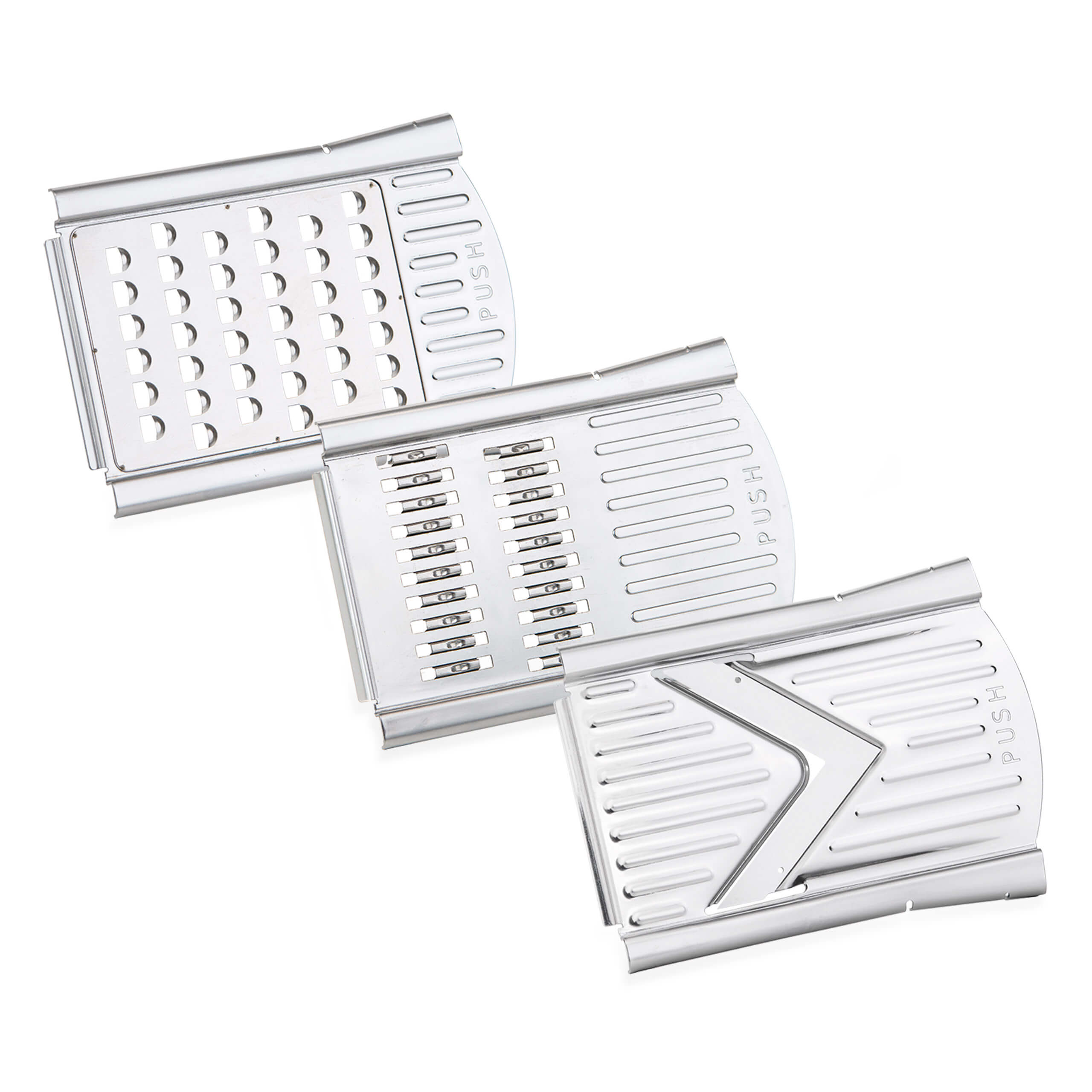Genius Nicer Dicer Speed | Messer | Set 3-tlg. A34228