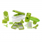 Nicer Dicer Plus (Set 16tlg.) | inkl. Nicer Julietti