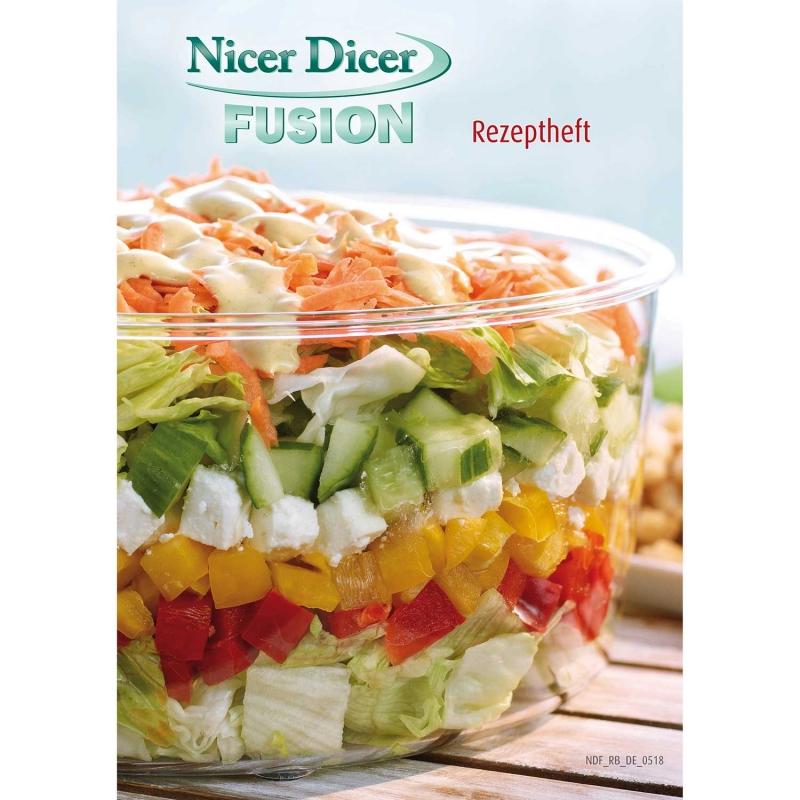 Nicer Dicer Fusion Rezeptheft (eBook)