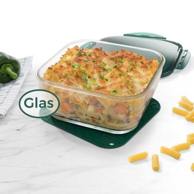 Nicer Dicer Chef (3tlg.) | Glasschüsselset