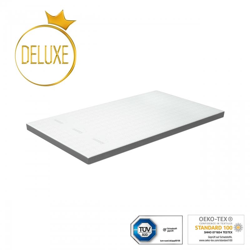 eazzzy   Matratzentopper Deluxe 120 x 200 x 9 cm