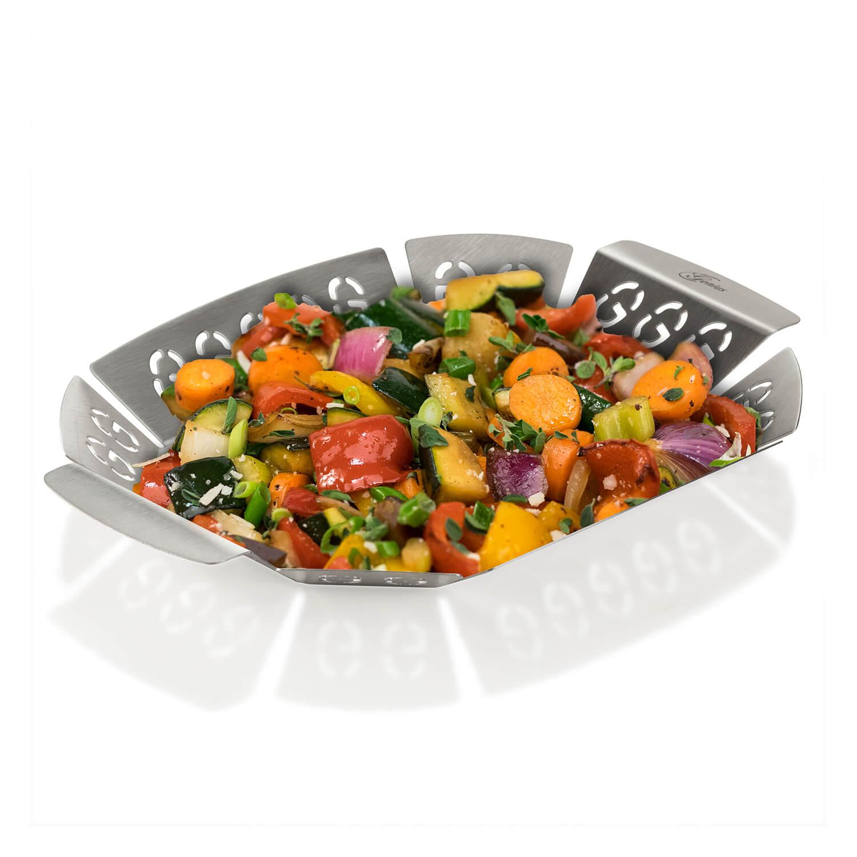 Genius BBQ   Grill-Korb XL A17047