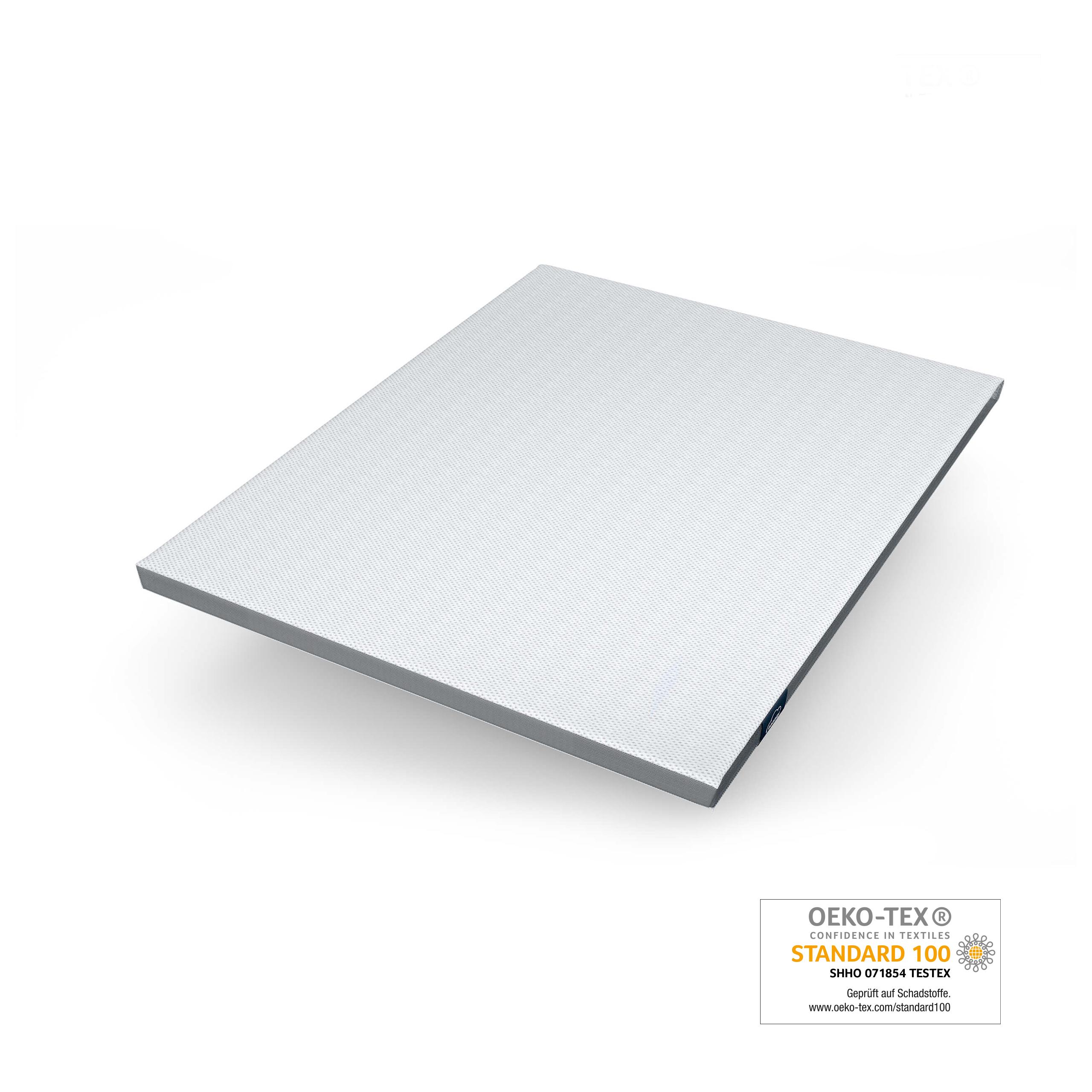 Genius eazzzy | Matratzentopper 160 x 200 x 7 cm A19246