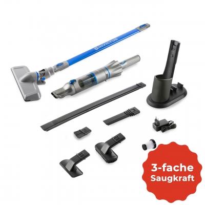 Invictus One 2.0 | Hand- und Bodenstaubsauger | Set 15-tlg.