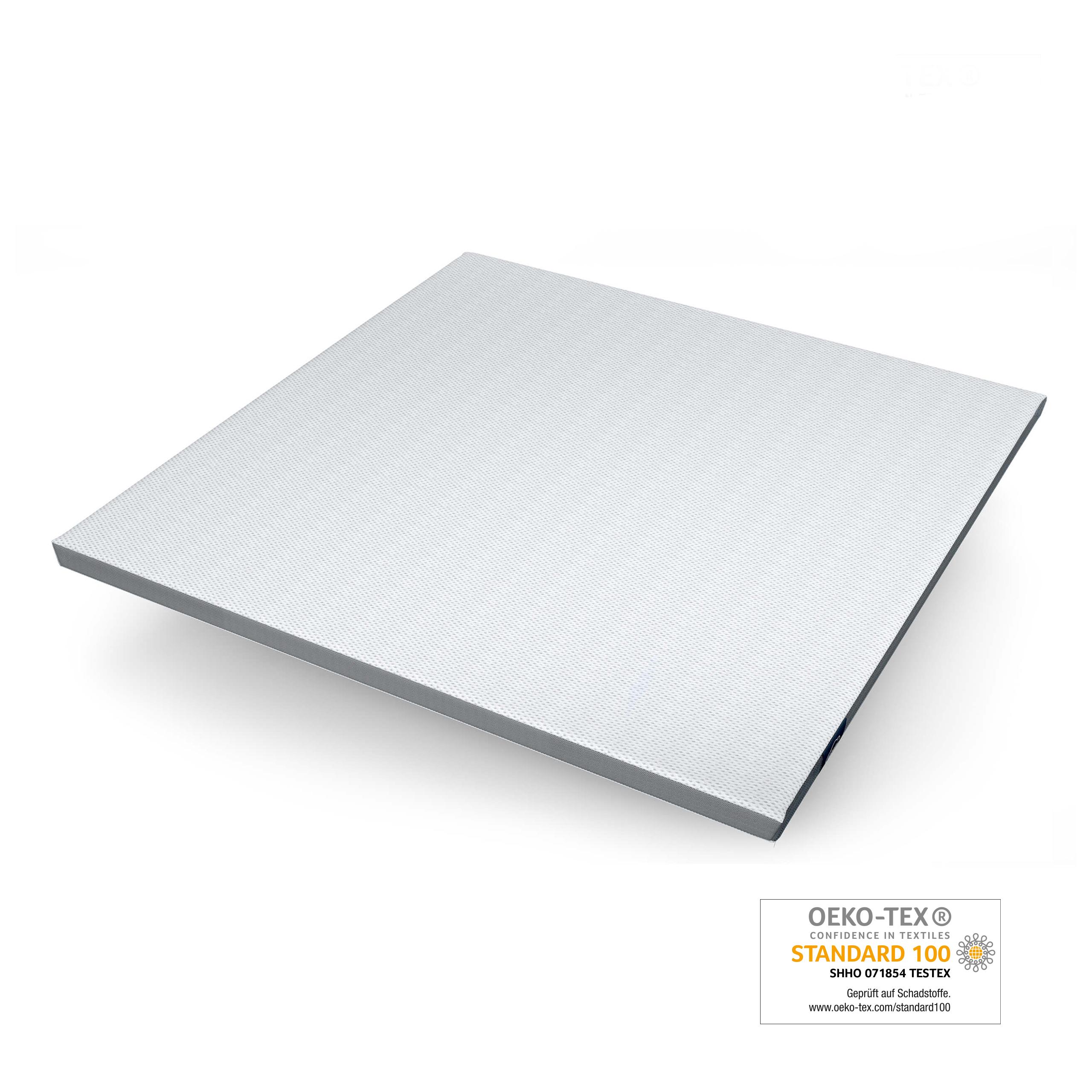 Genius eazzzy | Matratzentopper 200 x 200 x 7 cm A19247