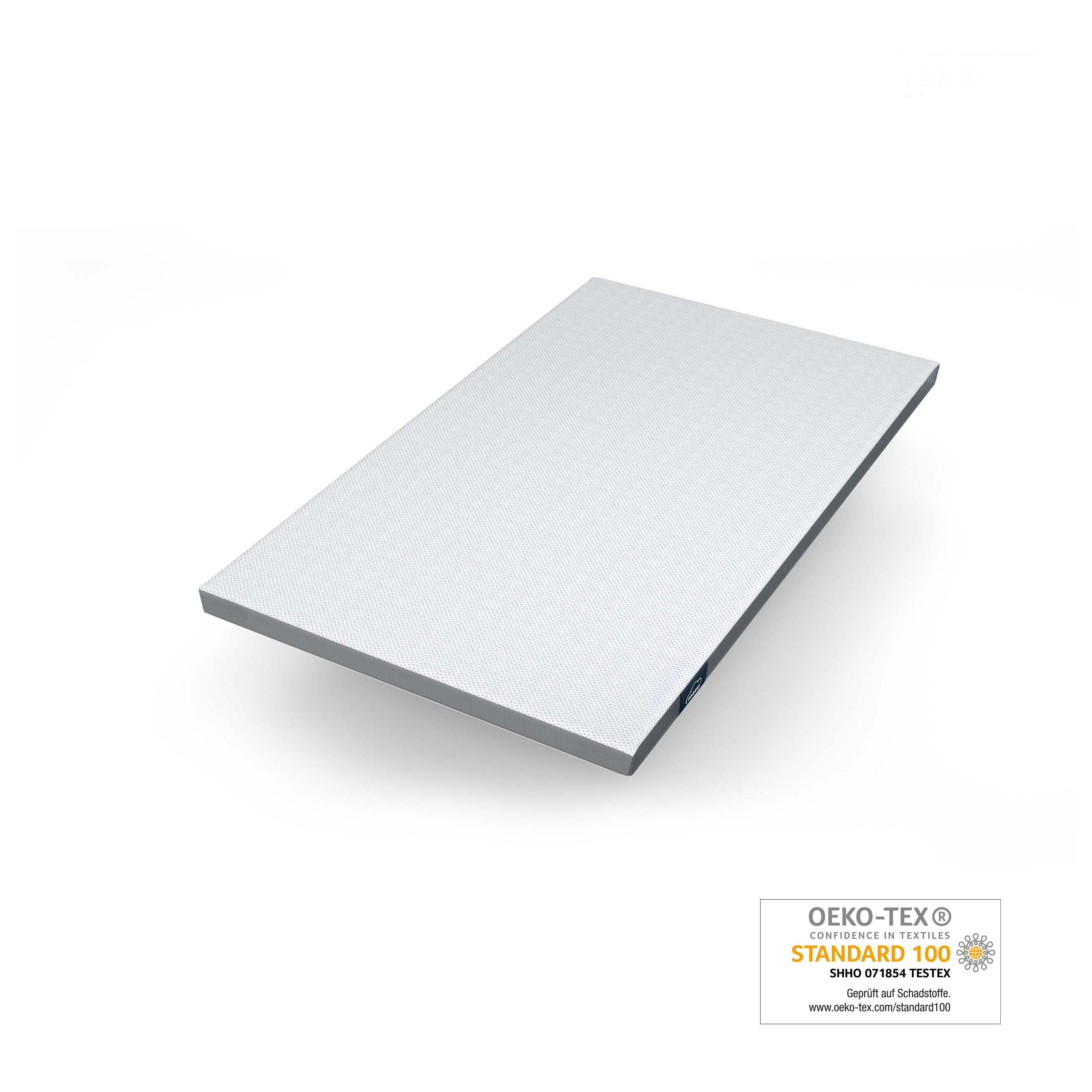 Genius eazzzy   Matratzentopper 120 x 200 x 7 cm A19245