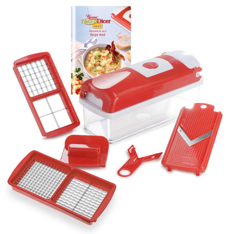Nicer Dicer Smart, Set 6-tlg.