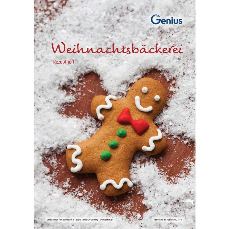 Weihnachtsbäckerei Rezeptheft (eBook)