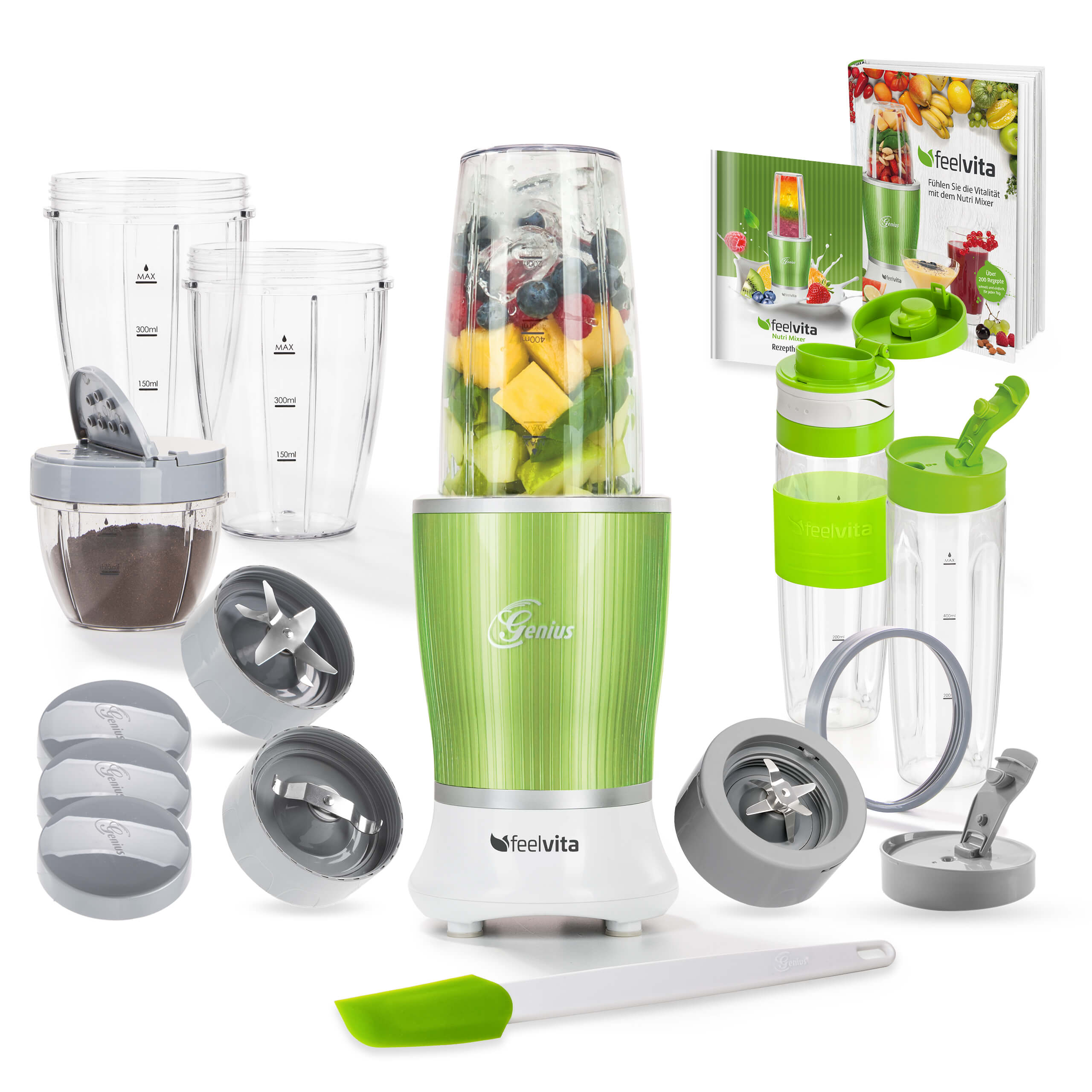 Genius Feelvita | Nutri Mixer (Set 22tlg.) A31037