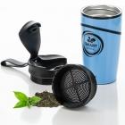 Smart Spring Never Fall Trinkflasche 300 ml mit Teefilter