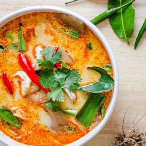 Lieblings-Thai-Suppe