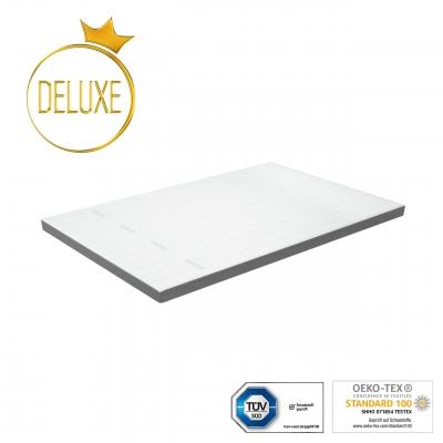 eazzzy | Matratzentopper Deluxe 140 x 200 x 9 cm