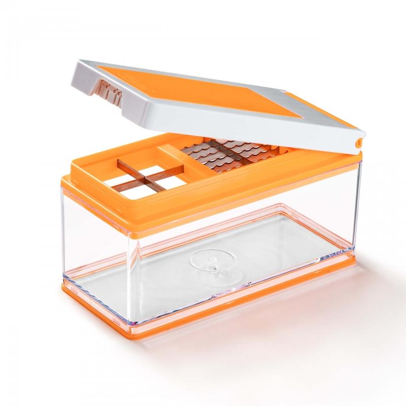 Nicer Dicer Precision | Set 4-tlg. | orange