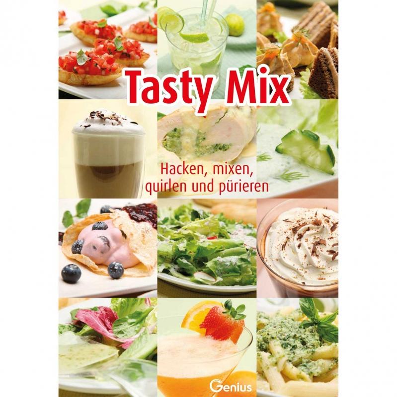 Tasty Mix Rezeptheft (eBook)