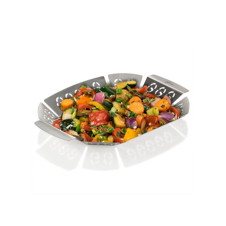Genius BBQ   Grill-Korb A17046