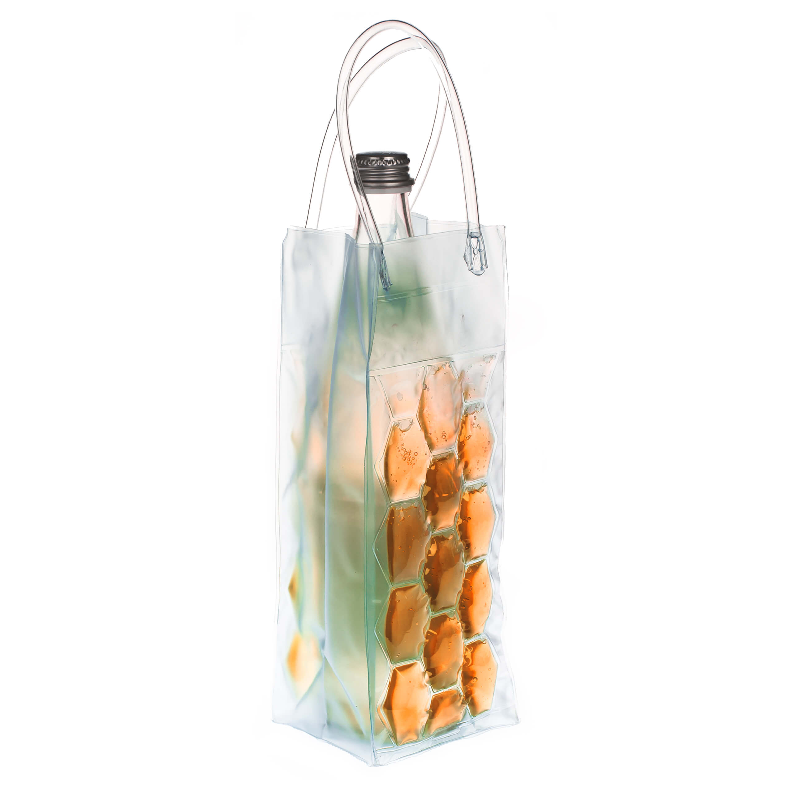 Flaschenkühler (Orange)