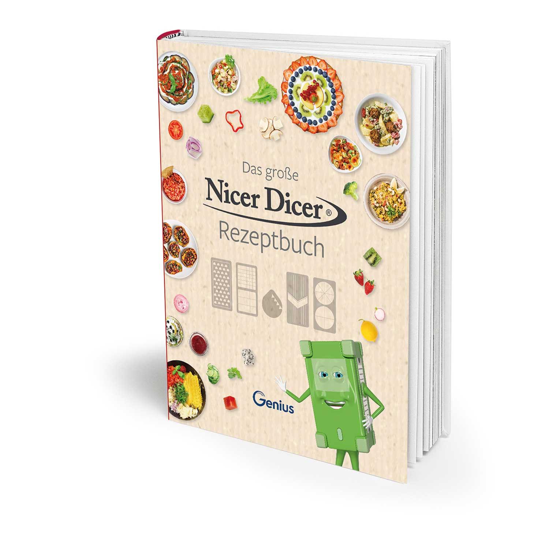 Genius Das große Nicer Dicer Rezeptbuch A19243