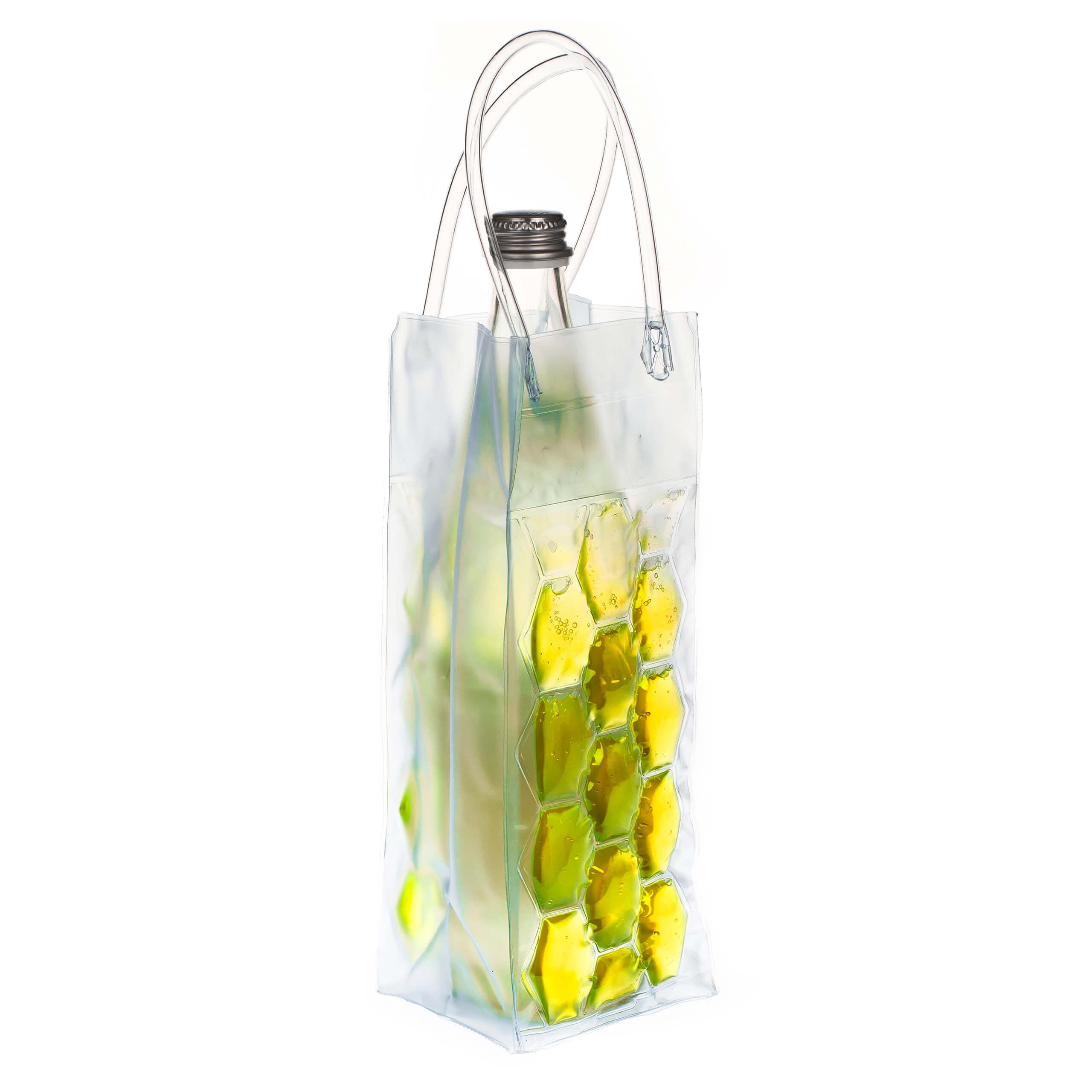 Flaschenkühler (Gelb)
