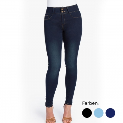 MyFit Jeans | dunkelblau