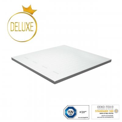 eazzzy | Matratzentopper Deluxe 200 x 200 x 9 cm